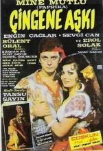 Çingene Aşkı Paprika (1969) afişi