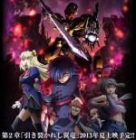 Code Geass : Akito the Exiled (2015) afişi