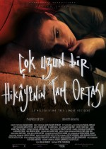 Çok Uzun Bir Hikâyenin Tam Ortası (2014) afişi