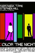 Color the Night (2013) afişi