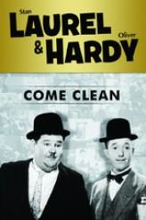 Come Clean (1931) afişi