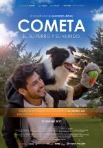 Cometa: Him, His Dog and their World (2017) afişi