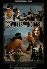 Cowboys and İndians  afişi