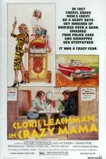 Crazy Mama (1975) afişi