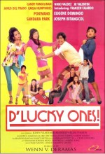 D' Lucky Ones! (2006) afişi