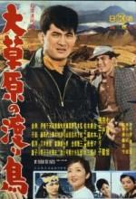Daisogen No Wataridori (1960) afişi