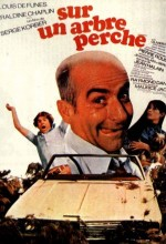 Daldaki Otomobil (1971) afişi