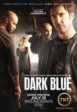 Dark Blue (2009) afişi