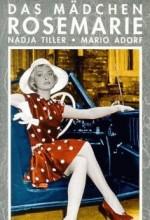 Das Mädchen Rosemarie (1958) afişi