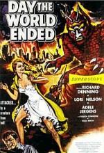 Day The World Ended (1955) afişi
