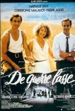 De Guerre Lasse (1987) afişi