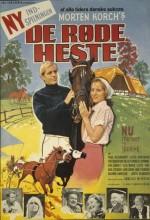 De Røde Heste (1968) afişi