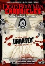 Dead Bodyman Chronicles (2008) afişi