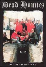 Dead Homiez (1993) afişi