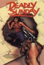 Deadly Sunday (1982) afişi