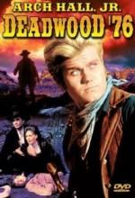 Deadwood '76 (1965) afişi