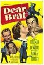 Dear Brat (1951) afişi