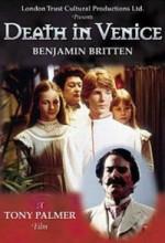 Death in Venice (1981) afişi