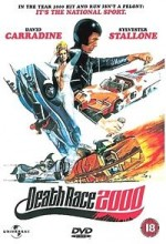 Death Race 2000 (1975) afişi