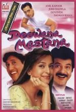 Deewana Mastana (1997) afişi