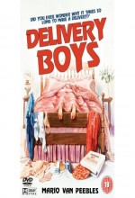 Delivery Boys (1985) afişi