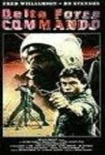 Delta Force Commando (1988) afişi