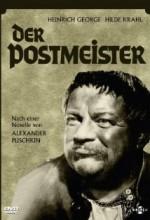 Der Postmeister (1940) afişi