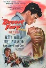 Desert Fury (1947) afişi