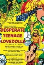 Desperate Teenage Lovedolls (1984) afişi