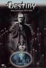 Destiny (1921) afişi