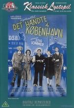 Det Hændte I København (1949) afişi