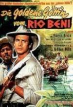 Die Goldene Göttin Vom Rio Beni (1964) afişi