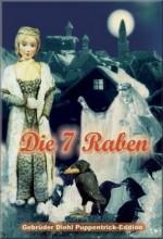 Die Sieben Raben (1937) afişi