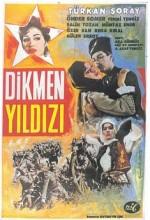 Dikmen Yıldızı (1962) afişi