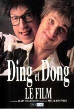 Ding Et Dong Le Film (1990) afişi