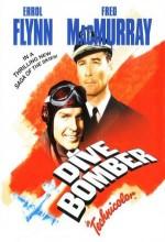 Dive Bomber (1941) afişi