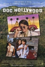 Doc Hollywood (1991) afişi