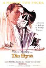 Doctor Syn (1963) afişi