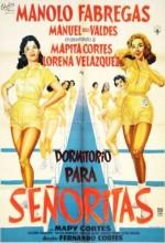 Dormitorio Para Señoritas (1960) afişi