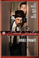Double Dynamite (1951) afişi