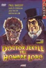 Dr. Jekyll Vs. El Hombre Lobo (1972) afişi