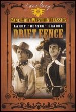 Drift Fence (1936) afişi