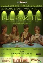 Due Partite (2009) afişi