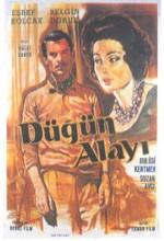 Düğün Alayı (1961) afişi