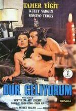 Dur Geliyorum (1975) afişi