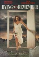 Dying To Remember (1993) afişi
