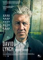 David Lynch: Yaşam Sanatı (2016) afişi