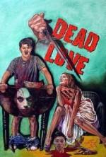 Dead Love (2015) afişi