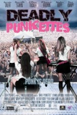 Deadly Punkettes (2014) afişi