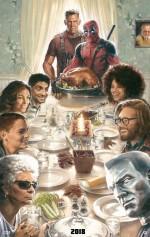 Deadpool 2 (2018) afişi